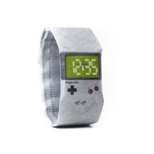 Armband Uhr - Game Boy! - paprcuts