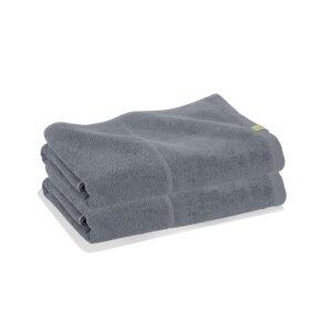 2x Bath Towel - klimapositives Badetuch aus Holz - Kushel Towels