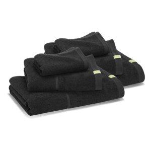 2x The Cosy Set - klimapositives Handtuchset aus Holz - Kushel Towels