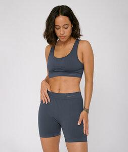Radlerhose - SilverTech Active Yoga Shorts - Organic Basics