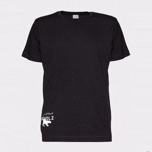 09 CREW T-Shirt - Rotholz