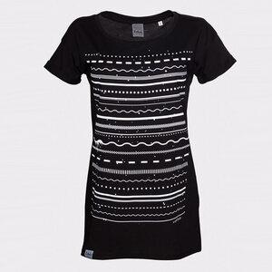 80 LINES Oversize Shirt - Rotholz