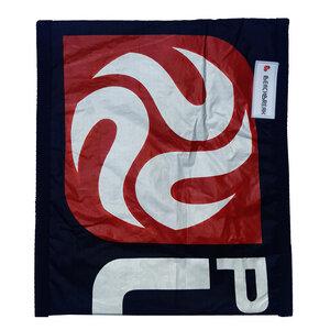 UNIKAT Tablet-Tasche Tablethülle upcycled aus einem Kitesegel / Segeltuch  >10 Zoll - Beachbreak