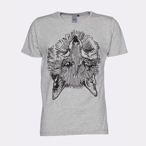 THE TRICKY FOX T-Shirt - Rotholz
