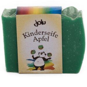 Jolu Apfelseife für Kinder - Jolu Naturkosmetik