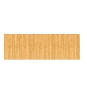 Rutschfeste Matte aus natürlichem Bambus für Yoga, Bad, Küche, Zimmer & Flur - 4betterdays