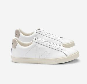 Sneaker Herren - Esplar Leather - Extra White - Veja