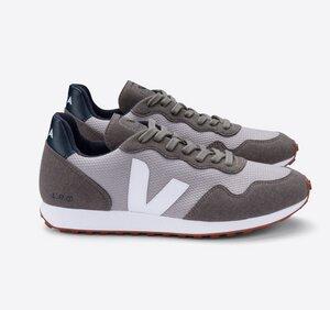 Sneaker Damen Vegan - SDU REC B-Mesh - Silver White Nautico - Veja