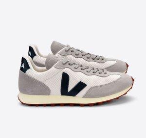Sneaker Damen - Rio Branco Hexamesh - Gravel Nautico Oxford-Grey - Veja