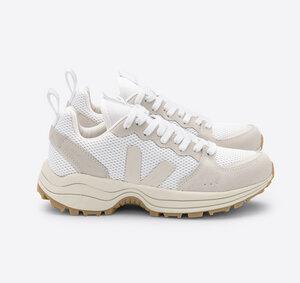 Damen Sneaker - Venturi Alveomesh - White Pierre Natural - Veja