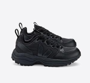 Damen Sneaker - Venturi Ripstop - Ripstop-Black - Veja