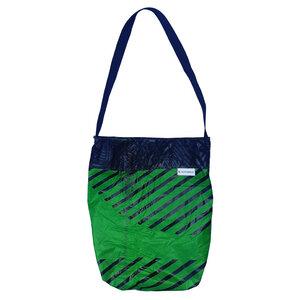 Shopper Einkaufstasche Jutebeutel NACHHALTIG aus Kitesegel UNIKATE  - Beachbreak