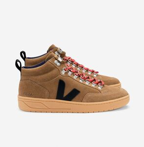 Sneaker Damen - Roraima Suede - Brown Black Gum-Sole - Veja