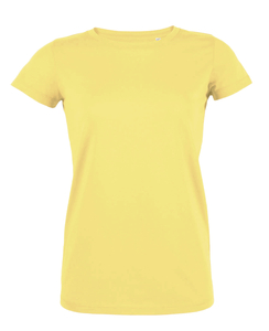 "Damen T-Shirt aus Bio-Baumwolle ""Lara""  - University of Soul"