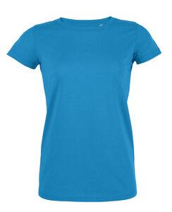 """Damen T-Shirt aus Bio-Baumwolle """"Lara""""  - University of Soul"""