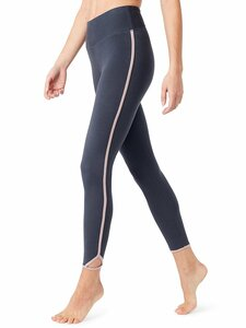 LEGGING – Cropped Yoga Tight - Farbe: Stone - Mandala