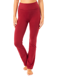 LOOSE SWEAT PANT - Classic Rolldown Yoga Pant - Mandala