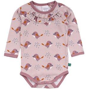 Langarm Baby *Bird Body* GOTS Bio Baumwolle | Freds World - Freds World - Green Cotton
