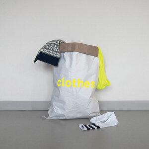 Altpapiersack 'clothes' - Für Kleidung - Kolor