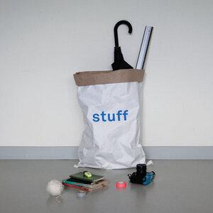 Altpapiersack 'stuff' - Für Sonstiges - Kolor