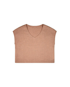 Leinen T-Shirt für Frauen - Matona