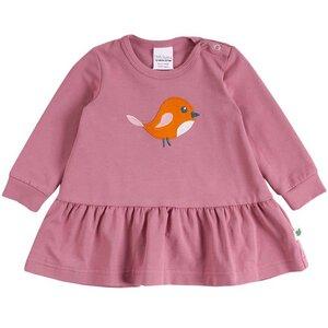 Jersey Kleid *Bird* GOTS Bio Baumwolle | Freds World - Freds World - Green Cotton