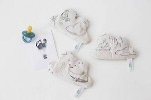 Wärmekissen Dinkel *Arktis* aus Bio Baumwolle | NoniKids Berlin - NoniKids Berlin