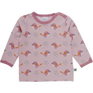 Langarm Shirt *Bird* GOTS zertifiziert | Freds World - Fred's World by Green Cotton
