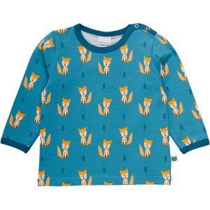 Langarm Shirt *Fox* GOTS zertifiziert | Freds World - Fred's World by Green Cotton