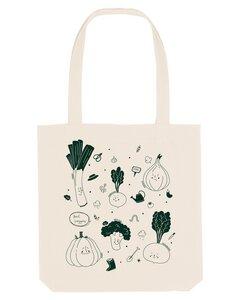Soul Veggies – Tasche – Wimmelbild - Róka - fair clothing