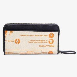 Recycling Portemonnaie - Geldbeutel Orange - Elephbo