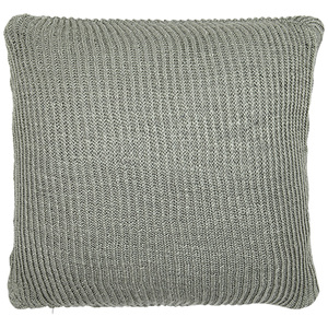 Recyceltes In-/Outdoor Kissen KNIT - liv interior