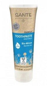 Family Toothpaste Minze und Flourid - Sante