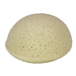 The Konjac Sponge Half Ball Grün Mischhaut - KONGY