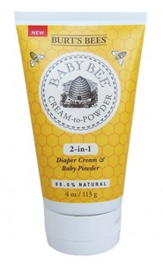 Baby Bee Cream to Powder 2 in 1 - Burt's Bees