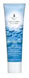Hyaluron Feuchtigkeitscreme - Tautropfen