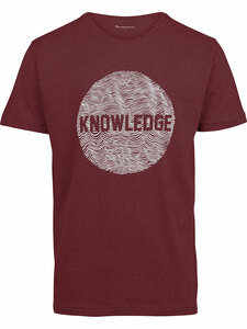 KnowledgeCotton Herren T-Shirt KCA reine Bio-Baumwolle - KnowledgeCotton Apparel