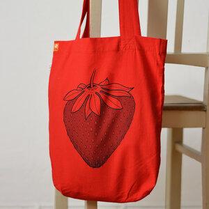 Erdbeer Tasche - Cmig