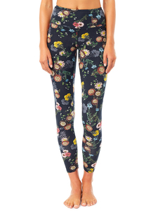 LEGGING - Printed Tights Mille Fleurs - Mandala