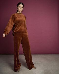 Pullover TOULON Velvet Brick - JAN N JUNE