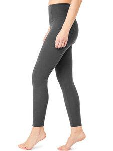 LEGGING – Slim Yoga Pant - Farbe: Stone - Mandala