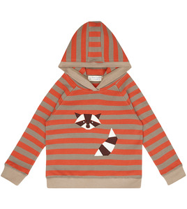 Kinder Hoodie mit Waschbär - Sense Organics & friends in cooperation with GARY MASH