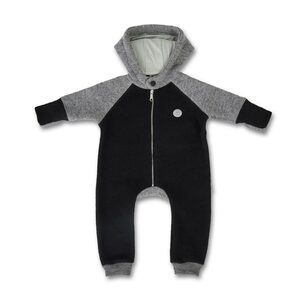 Kinder Wollwalk Anzug (GOTS) - Manitober