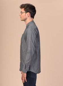 Herren Hemd AMIT aus Bio-Baumwolle - GOTS zertifiziert - MELAWEAR