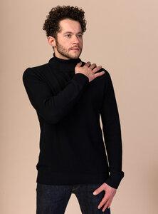Herren Rollkragen-Pullover DILIP aus Bio-Baumwolle - Fairtrade & GOTS zertifiziert - MELAWEAR