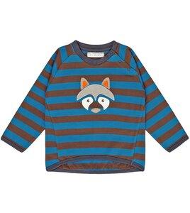 Kuschliges Baby Sweatshirt Waschbär - Sense Organics & friends in cooperation with GARY MASH