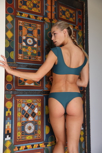 Bikinihose LEILANI Slip Hipster - OCEANCHILD