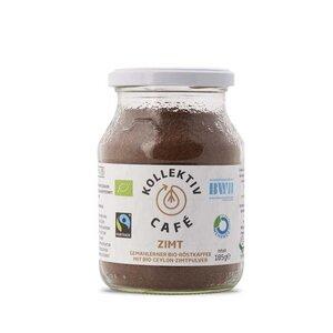 KollektivCafé Zimt - gemahlener Bio-Röstkaffee im Mehrwegglas - KollektivCafé