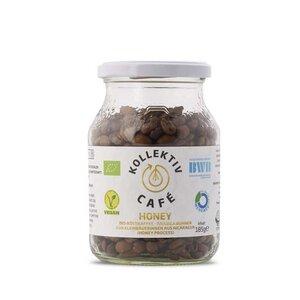 KollektivCafé Honey - Bio-Röstkaffee im Mehrwegglas - KollektivCafé