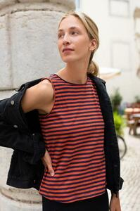 ATHLETIC TANK STRIPED - OGNX
